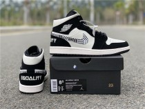 Air Jordan 1 Retro Mid BHM ''EQUALITY''