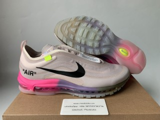 Off White x Nike Air Max 97 OW Queen Rose Serena Williams