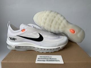Nike x OFF WHITE Air Max 97