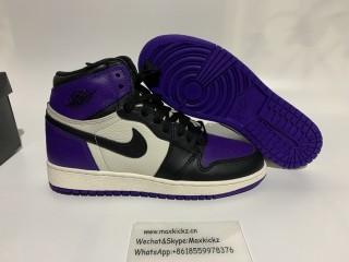 Air Jordan 1 Retro Court Purple GS
