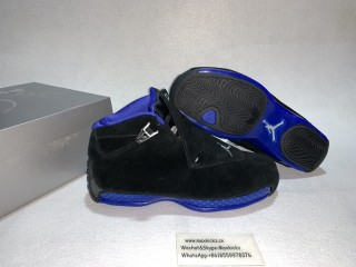 Air Jordan 18 Retro Royal Blue