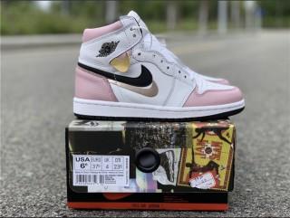 Air Jordan 1 Retro High OG Pink Travis Scott