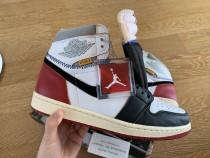Air Jordan 1 Retro Union 1 ''Black Toe''