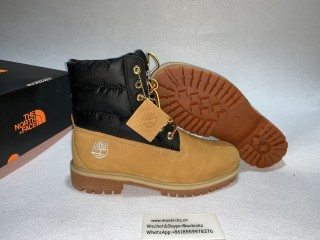 Timberland & North Face