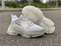 Balenciaga Triple-S Sneaker All White
