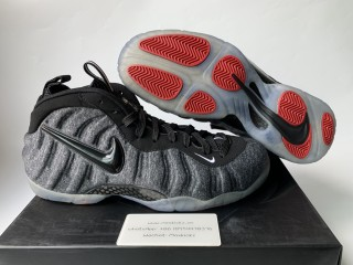 Air Nike Foamposite One Pro  Foam in Fleece
