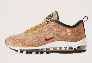 "Nike Air Max 97 LX ""Gold Swarovski"""