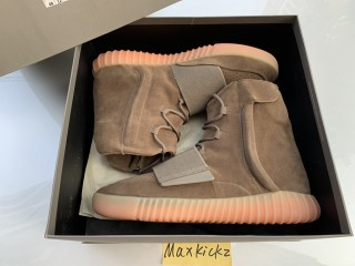 "Adidas Yeezy 750 Boost ""Light Brown"""