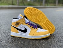 Air Jordan 1 Retro High OG ''Laker''