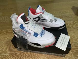 """Air Jordan 4 Retro """"What The"""" GS"""