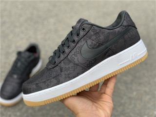 CLOT x fragment design x Nike Air Force 1