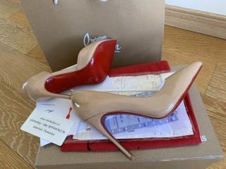 Red Bottom High Heel