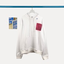 OFF WHITE HOODIE RETAIL QUALITY WHITE RED