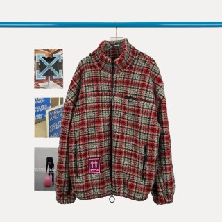 OFF WHITE JACKET 19FW RETAIL QUALITY
