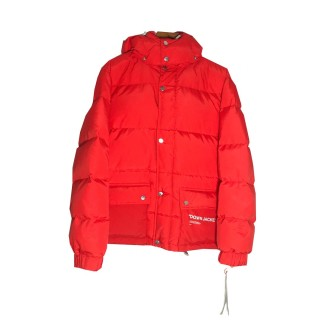 OFF WHITE JACKET RED RETAIL QUALITY