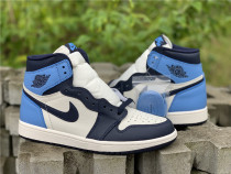 Air Jordan 1 Retro UNC/Obsidian