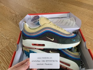 Undefeated x Nike Air Max 97 VF SW