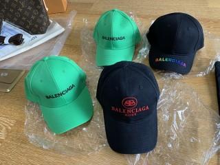 Balenciaga Hat Green