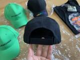 Balenciaga Hat Black/Red