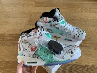 Air Jordan 5 Retro WINGS