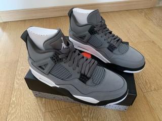 Air Jordan 4 Retro ''Cool Grey''
