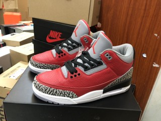Air Jordan 3 Retro ''Red Cement''