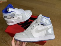 Air Jordan 1 High OG Retro Zoom  Racer Blue''