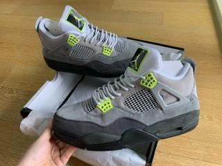 """Air Jordan 4 SE """"Neon"""""""