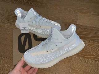 "Adidas Yeezy boost 350 V2 ""Cloud White"" KIDS"