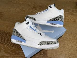 Air Jordan 3 Retro ''UNC''