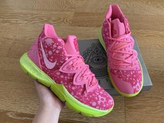 Nike kyrie 5 ''patrick star''