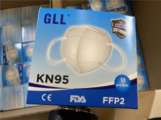 KN95 Mask (10 pieces)