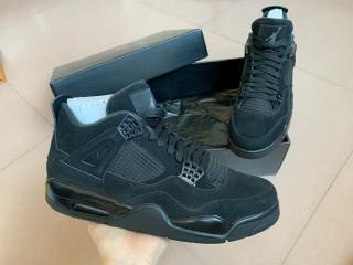 Air Jordan 4 Retro ''Black Cat'' Retail