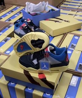Air Jordan 4 Retro Union  Sophomore Album
