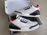 "Air Jordan 3 Retro SE DNM"" Fire Red"""