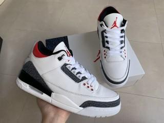 "Air Jordan 3 Retro SE DNM"" Fire Red"""