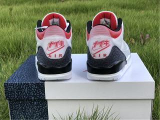 "Air Jordan 3 Retro SE DNM ""Fire Red"""
