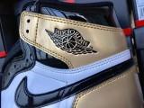 """Air Jordan 1 Retro """"Gold Toe"""""""