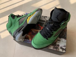 Air Jordan 5 Retro ''Oregon