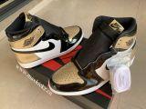 Air Jordan 1 Retro ''Gold Toe''