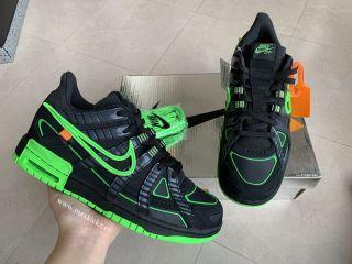Nike Air Rubber Dunk OW Green