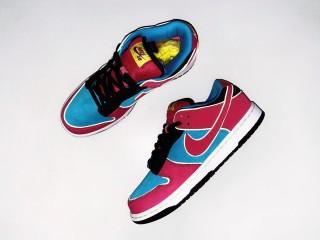 Nike SB Low Ms.Pacman