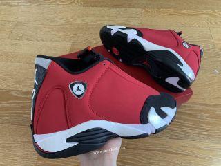 "Air Jordan 14 Retro ""Gym Red"""