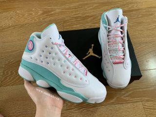 """Air Jordan 13 GS """"Aurora Green"""""""