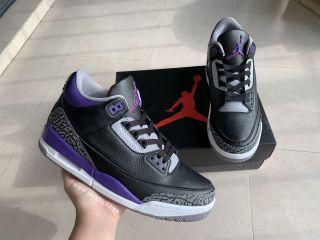 Air Jordan 3 Retro ''Court Purple''