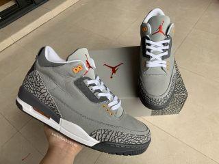 Air Jordan 3 Retro ''Cool Grey''