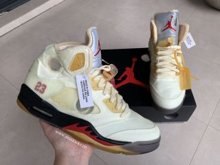 Air Jordan 5 Retro ''Fire Red''