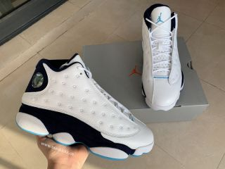 "Air Jordan 13 Retro ""Obsidian"""