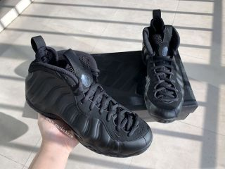 Nike Air Foamposite One Black