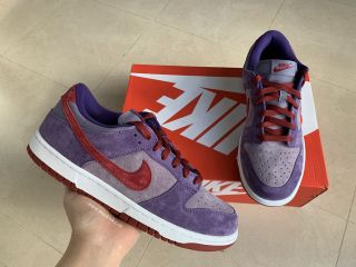 Nike SB Dunk Low Red Purple